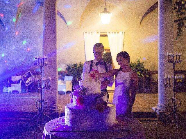 Il matrimonio di Mattia e Katia a Gussola, Cremona 16