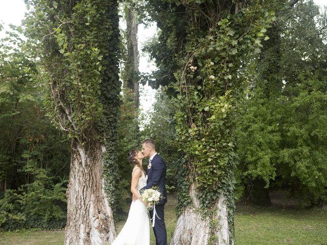 Il matrimonio di Mattia e Katia a Gussola, Cremona 17
