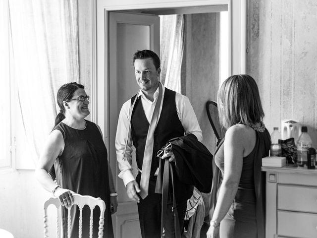 Il matrimonio di Til e Elena a Laglio, Como 9