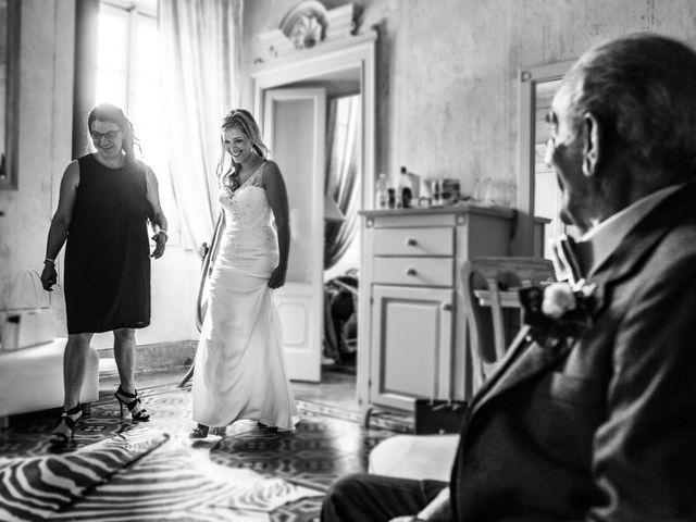 Il matrimonio di Til e Elena a Laglio, Como 16