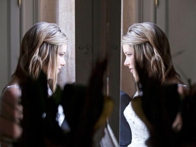Il matrimonio di Til e Elena a Laglio, Como 22