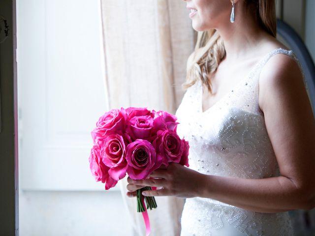 Il matrimonio di Til e Elena a Laglio, Como 23