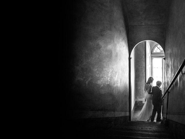 Il matrimonio di Til e Elena a Laglio, Como 24