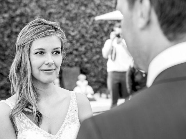 Il matrimonio di Til e Elena a Laglio, Como 33