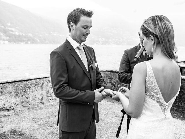 Il matrimonio di Til e Elena a Laglio, Como 36