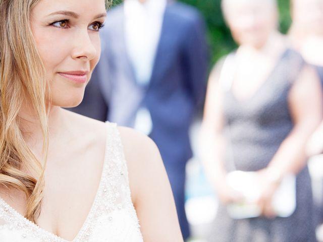 Il matrimonio di Til e Elena a Laglio, Como 38