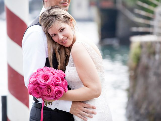 Il matrimonio di Til e Elena a Laglio, Como 46