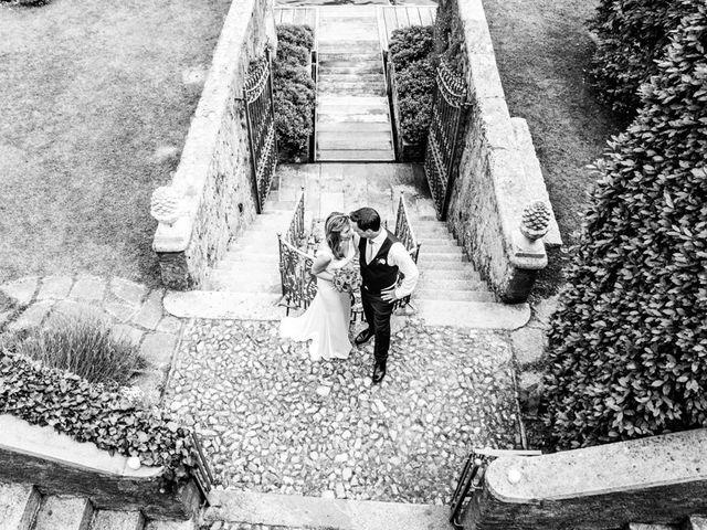 Il matrimonio di Til e Elena a Laglio, Como 49