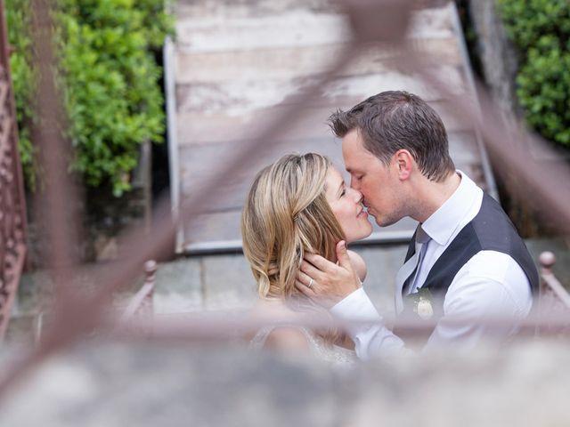 Il matrimonio di Til e Elena a Laglio, Como 50