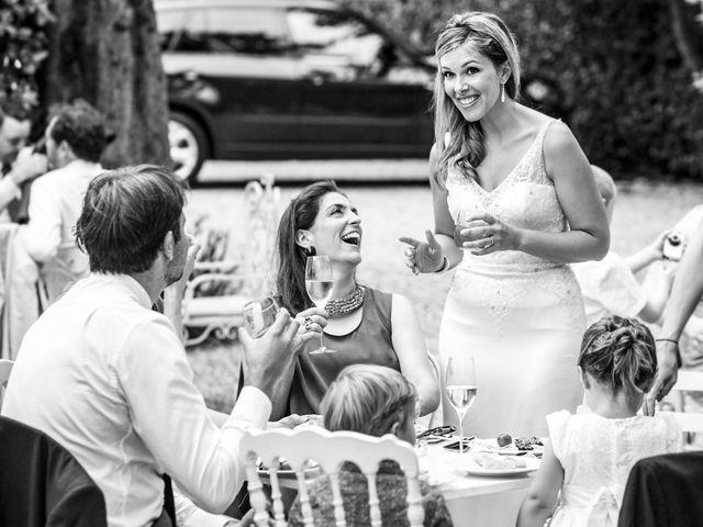 Il matrimonio di Til e Elena a Laglio, Como 52