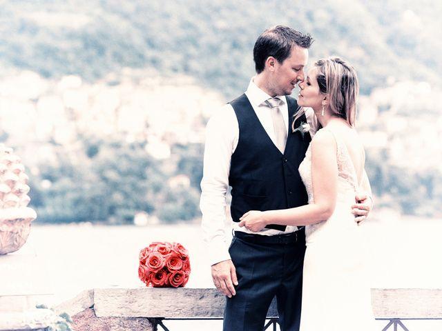 Il matrimonio di Til e Elena a Laglio, Como 59