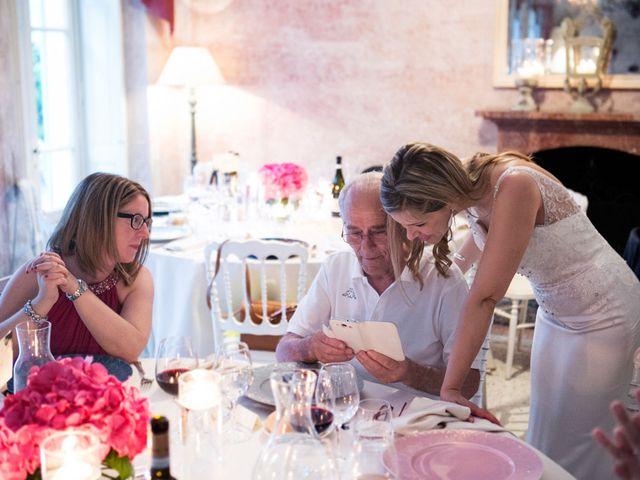 Il matrimonio di Til e Elena a Laglio, Como 62
