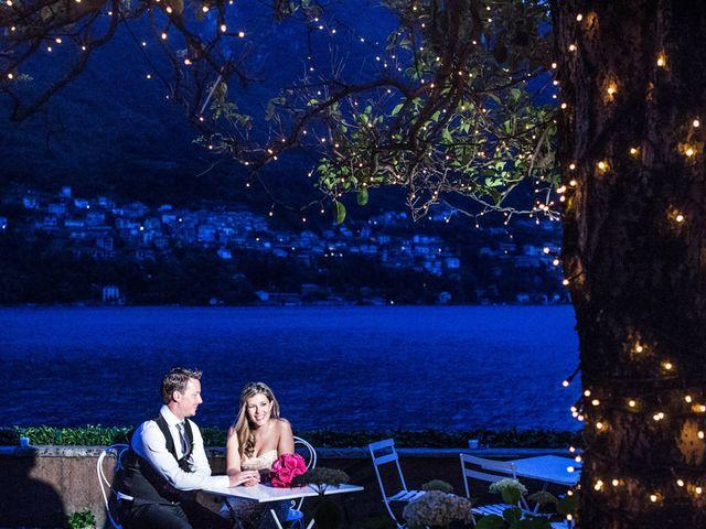 Il matrimonio di Til e Elena a Laglio, Como 63