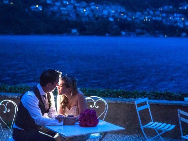 Il matrimonio di Til e Elena a Laglio, Como 64