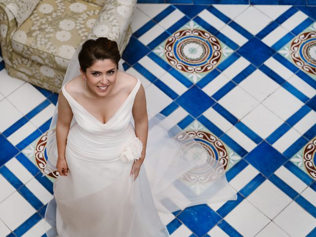 Il matrimonio di Biagio e Gabriella a Ravello, Salerno 4