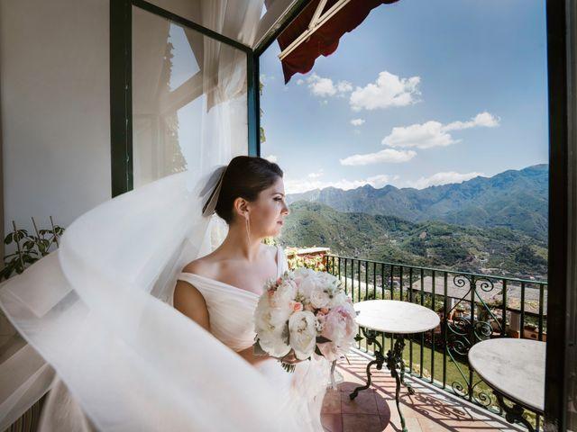 Il matrimonio di Biagio e Gabriella a Ravello, Salerno 11