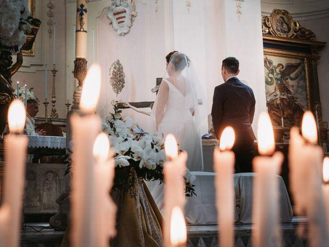 Il matrimonio di Biagio e Gabriella a Ravello, Salerno 15