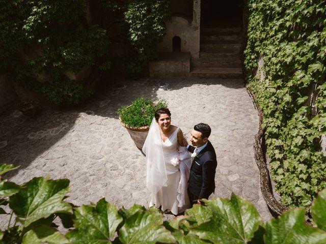 Il matrimonio di Biagio e Gabriella a Ravello, Salerno 25