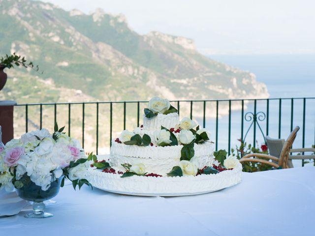 Il matrimonio di Biagio e Gabriella a Ravello, Salerno 36