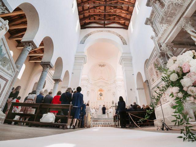 Il matrimonio di Biagio e Gabriella a Ravello, Salerno 18