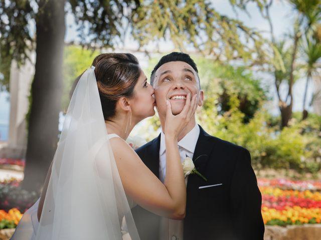 Il matrimonio di Biagio e Gabriella a Ravello, Salerno 23