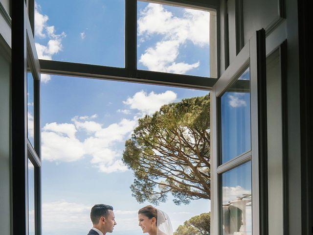Il matrimonio di Biagio e Gabriella a Ravello, Salerno 28