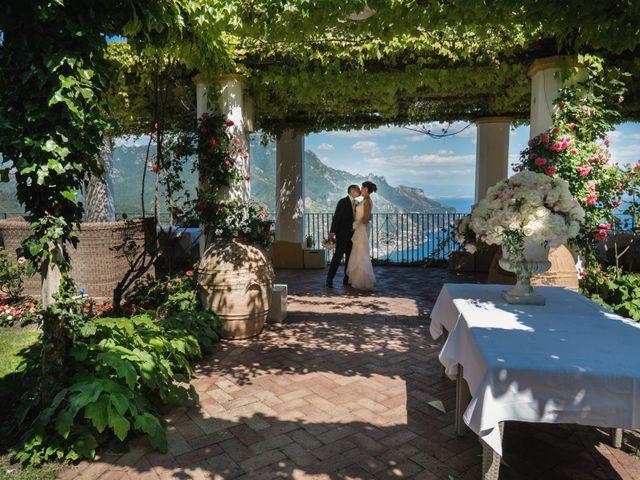 Il matrimonio di Biagio e Gabriella a Ravello, Salerno 29