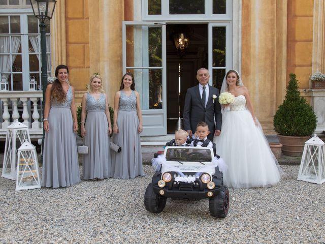 Il matrimonio di Manuel  e Daniela  a Genova, Genova 9