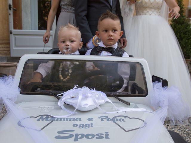 Il matrimonio di Manuel  e Daniela  a Genova, Genova 86