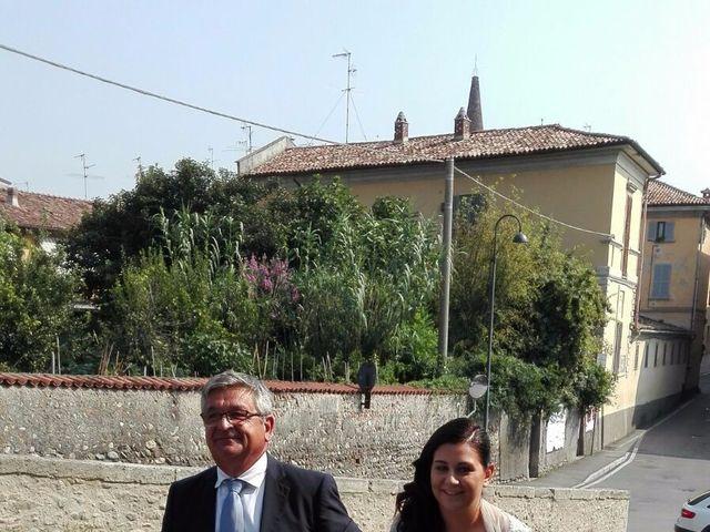 Il matrimonio di Osvaldo e Anna a Cassano d'Adda, Milano 7