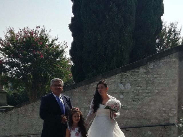 Il matrimonio di Osvaldo e Anna a Cassano d'Adda, Milano 8