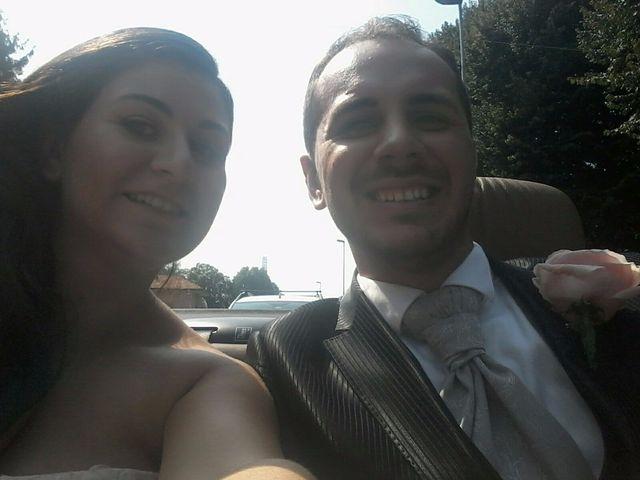 Il matrimonio di Osvaldo e Anna a Cassano d'Adda, Milano 15