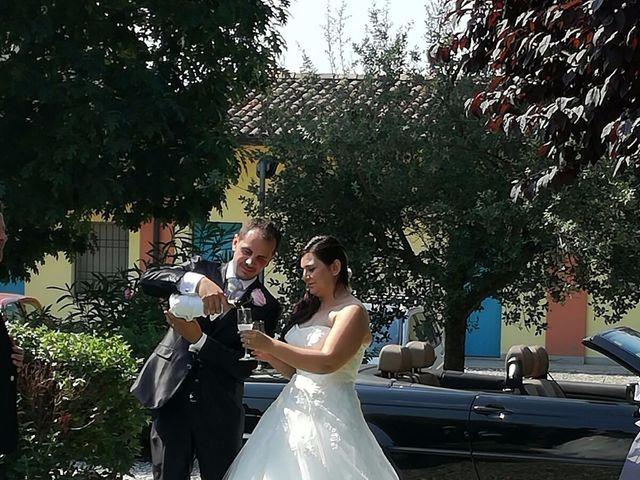 Il matrimonio di Osvaldo e Anna a Cassano d'Adda, Milano 17