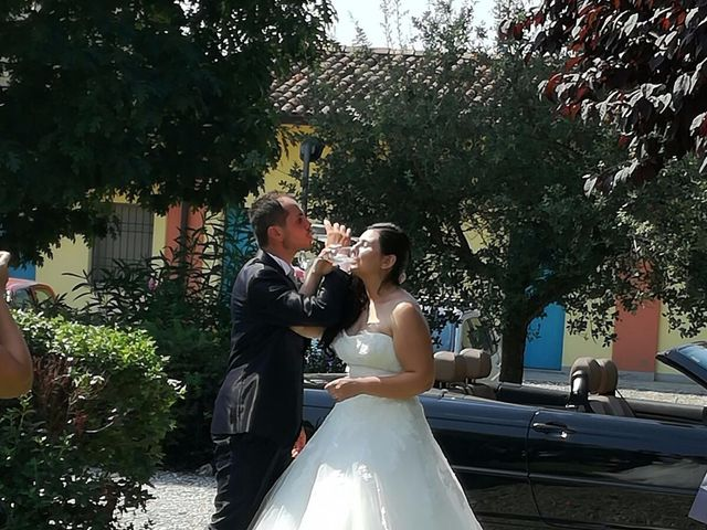 Il matrimonio di Osvaldo e Anna a Cassano d'Adda, Milano 18
