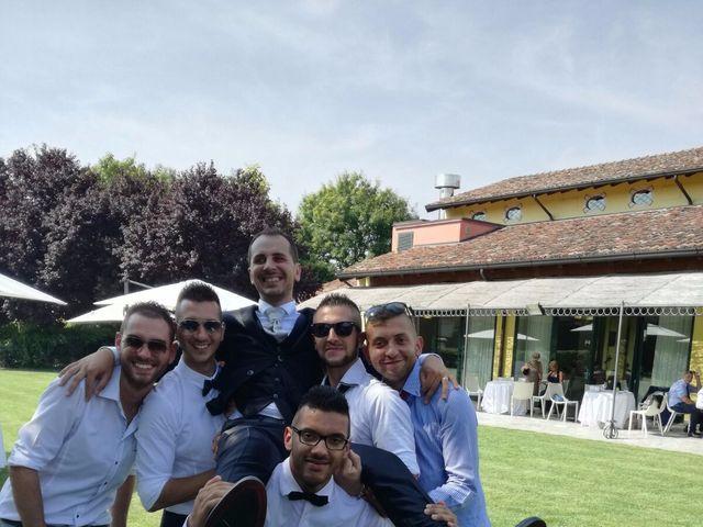 Il matrimonio di Osvaldo e Anna a Cassano d'Adda, Milano 21