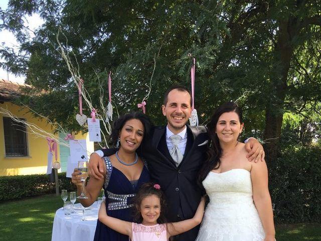 Il matrimonio di Osvaldo e Anna a Cassano d'Adda, Milano 22