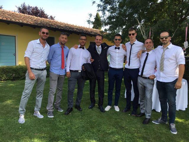 Il matrimonio di Osvaldo e Anna a Cassano d'Adda, Milano 27