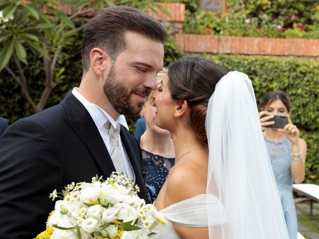 Il matrimonio di Valentina e Simone a Catania, Catania 19