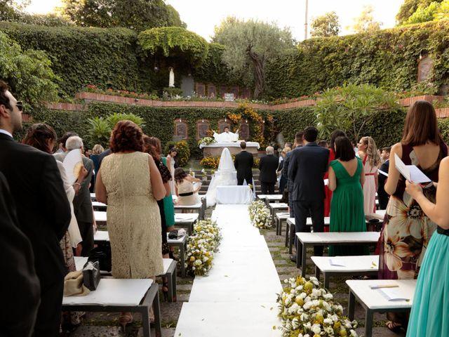 Il matrimonio di Valentina e Simone a Catania, Catania 20