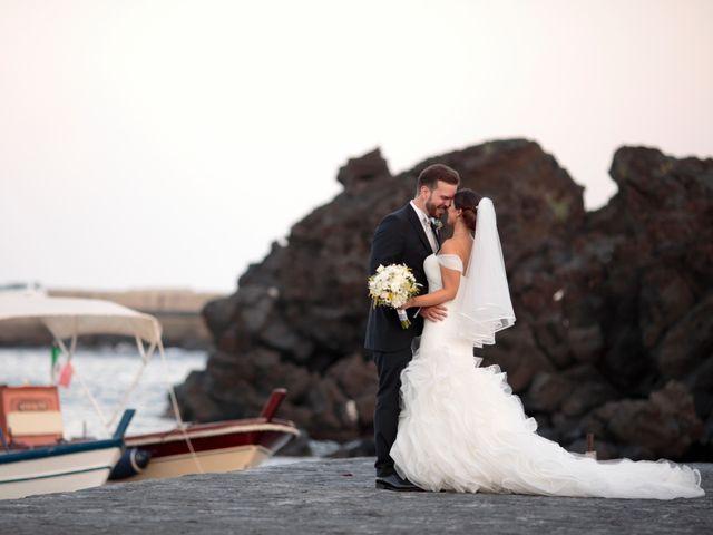 Il matrimonio di Valentina e Simone a Catania, Catania 32