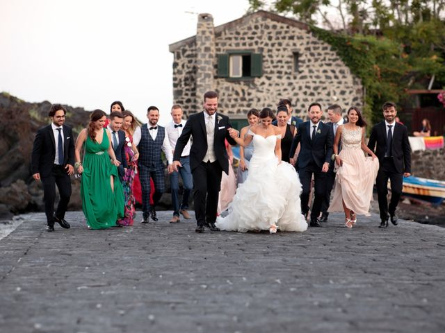 Il matrimonio di Valentina e Simone a Catania, Catania 33