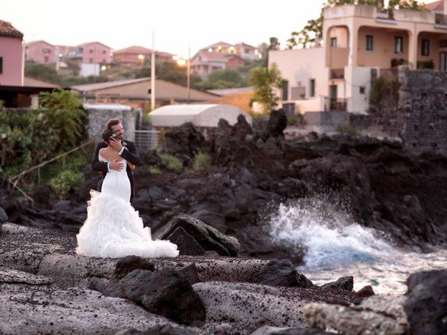 Il matrimonio di Valentina e Simone a Catania, Catania 36
