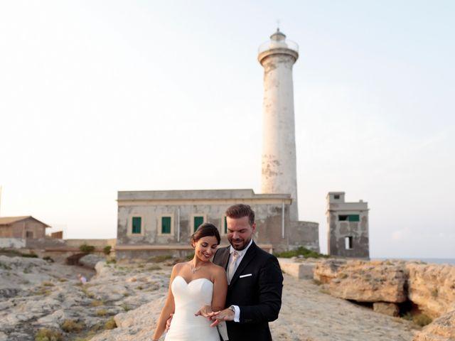 Il matrimonio di Valentina e Simone a Catania, Catania 53