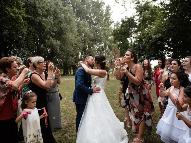 Il matrimonio di Nico e Giada a Lusia, Rovigo 1