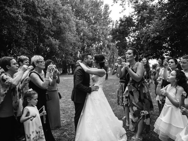 Il matrimonio di Nico e Giada a Lusia, Rovigo 2