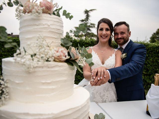Il matrimonio di Nico e Giada a Lusia, Rovigo 5