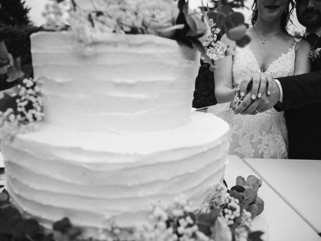 Il matrimonio di Nico e Giada a Lusia, Rovigo 6