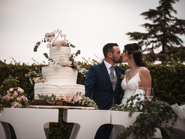 Il matrimonio di Nico e Giada a Lusia, Rovigo 7