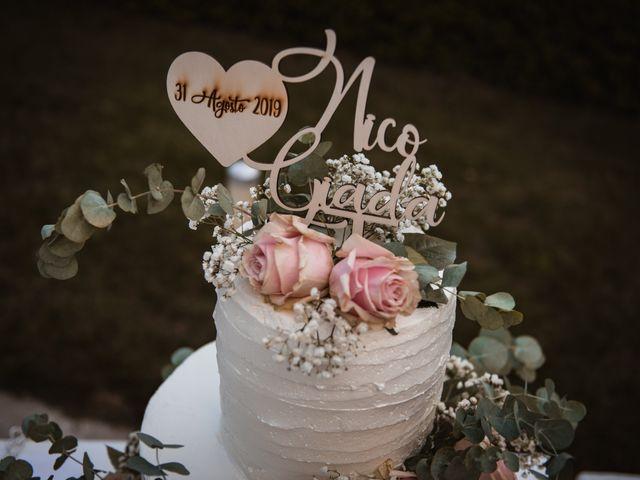 Il matrimonio di Nico e Giada a Lusia, Rovigo 8