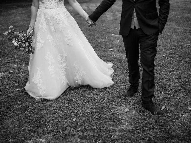 Il matrimonio di Nico e Giada a Lusia, Rovigo 9